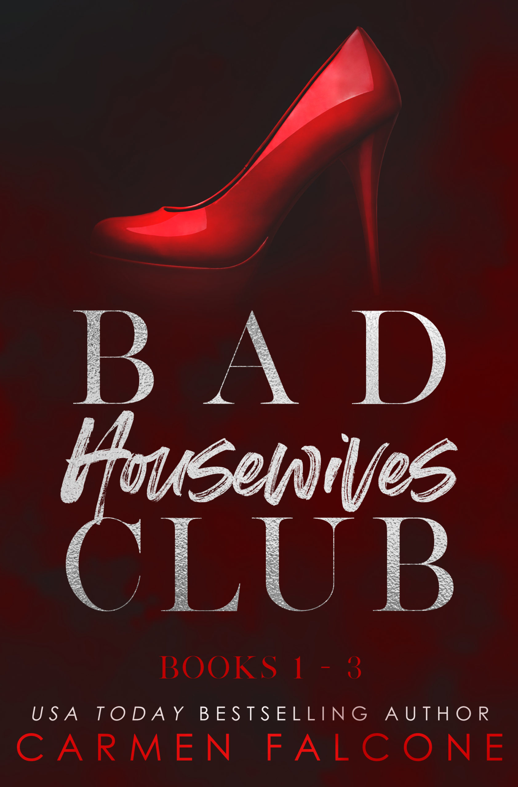 Bad Housewives Club, Books 1-3